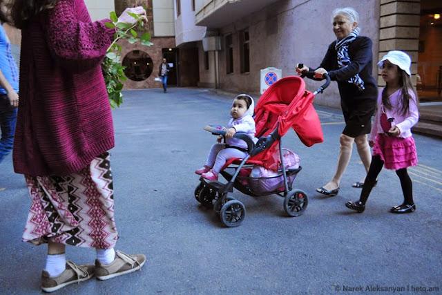 ONU dice que la población de Armenia disminuirá a 2,7 millones para 2020