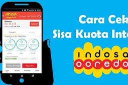 Cara Cek Kuota Internet Indosat Terbaru