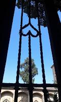 Claustro catedral de Sigüenza