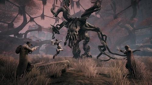 Những con quái khổng lồ trong Remnant: From the Ashes đòi hỏi sự kiên nhẫn và cẩn trọng từ người chơi
