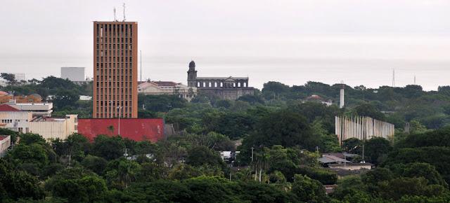 Vista de Managua, la capital de NicaraguaFAO/Saul Palma