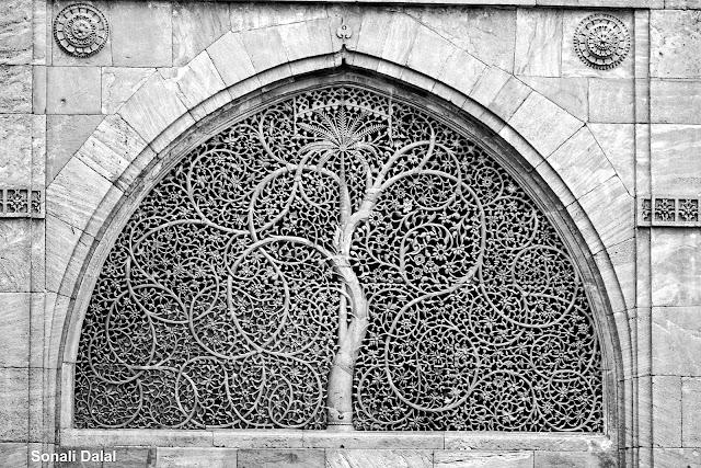 Sidi Saiyyad's  Mosque Ahmedabad