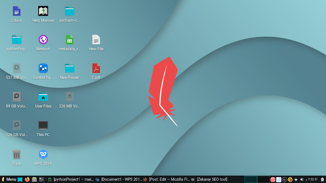 Linux lite - GUI