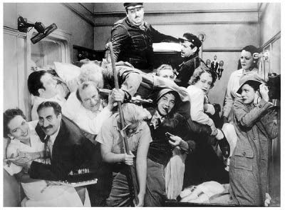 A Night At The Opera Marx Brothers Image 3