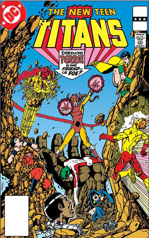 New Teen Titans Omnibus