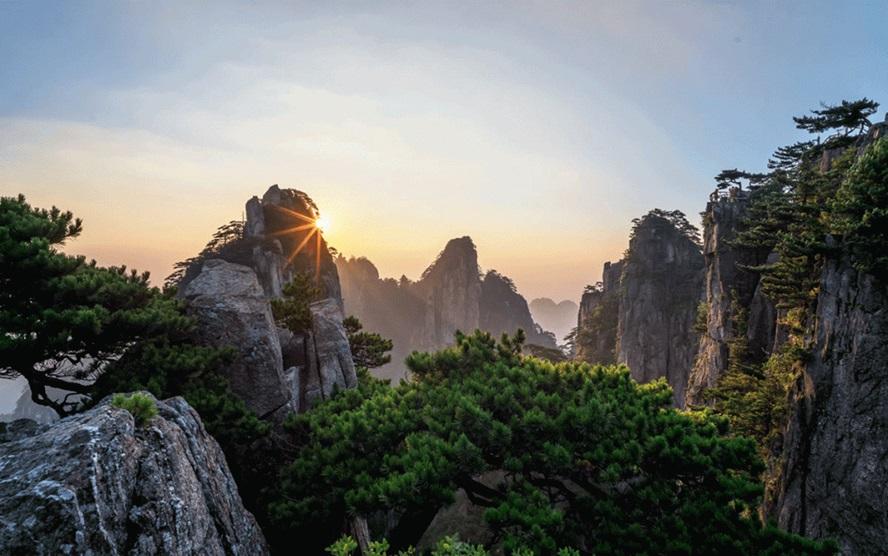 เขาหวงซาน (Mount Huangshan: 黄山)