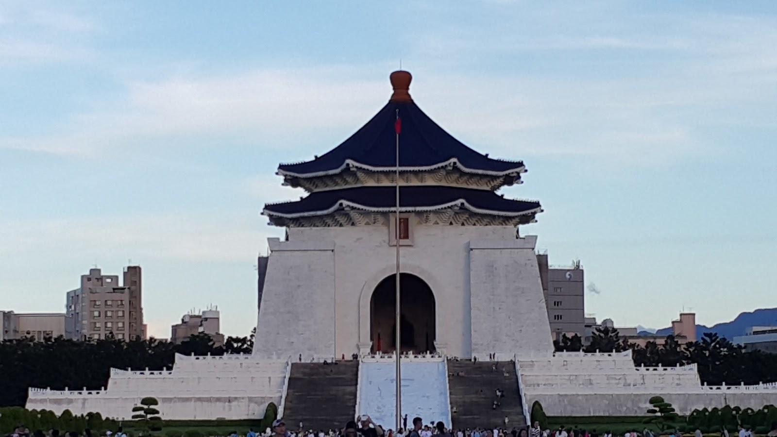 Ramble Taipei 漫步臺北: 【那些年臺灣的中國宮殿式建築】