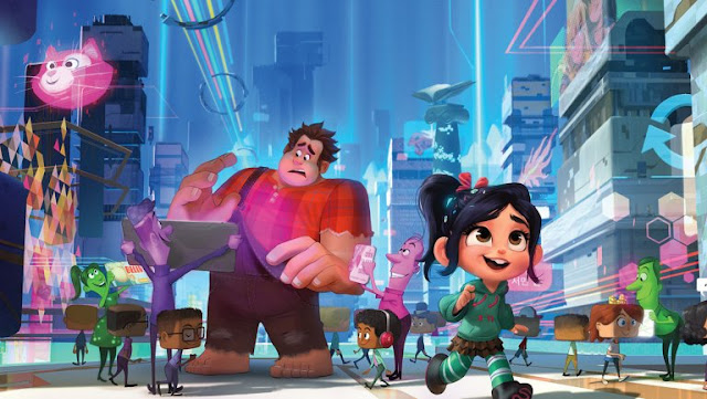 Review Film Ralph Breaks the Internet (2018)