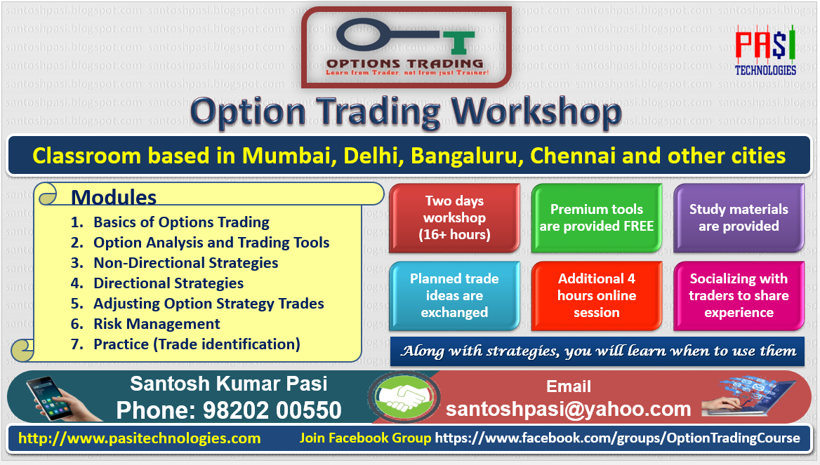 Training in options trading