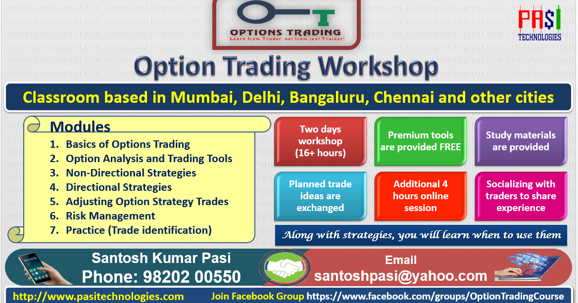 Option trading courses in delhi