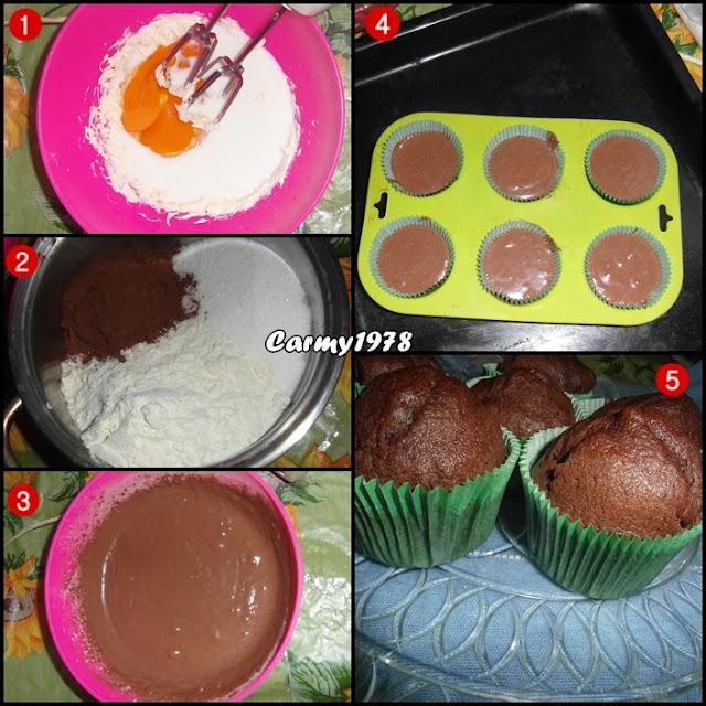 muffin-al cioccolato