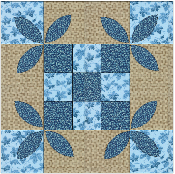 Civil War Quilts: Birds in the Air Pattern & A Poetic License