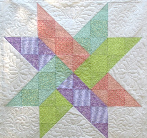 Hidden Star Quilt - Tutorial