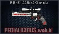 R.B 454 SS8M+S Champion