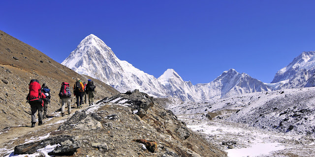 Trekking in Nepal Group