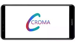 تنزيل برنامج Chroma launcher pro mod premium مهكر مدفوع بدون اعلانات اخر اصدار من ميديا فاير للاندرويد.