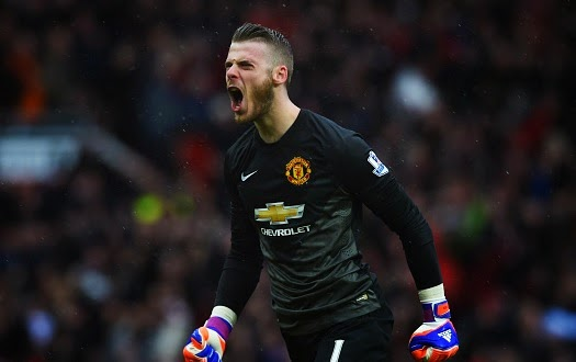 David de Gea to seal new deal at Manchester United
