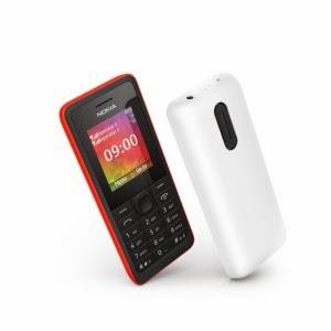 Nokia 107 Hp dual SIM