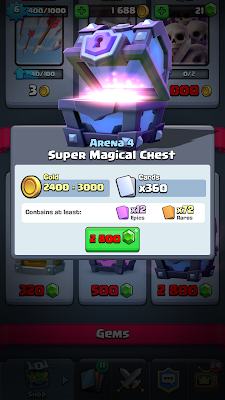 super magical chest