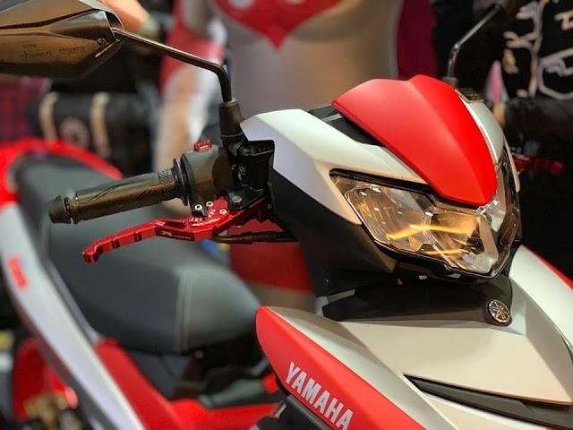 Limited Edition Yamaha Y15ZR x Ultraman Berharga RM12,688