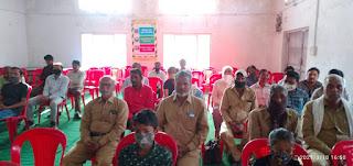 सुरक्षा सप्ताह के अंतर्गत सुरक्षा शपथ दिवस मनाया गया