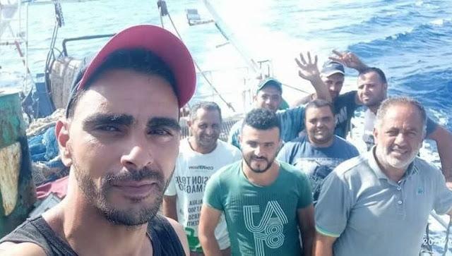 المهدية : عودة البحارة التونسيين المحتجزين بايطاليا في هذا التاريخ ..!