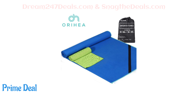 Microfiber Towel 50% off