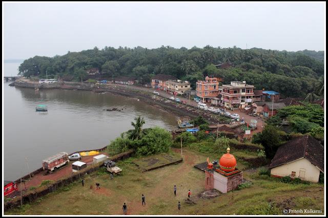 Vijaydurg town