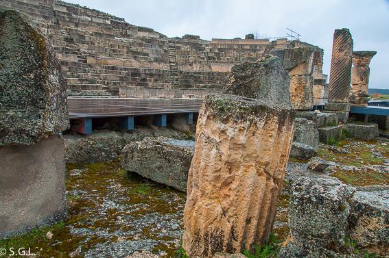 Segobriga la ciudad romana de Cuenca