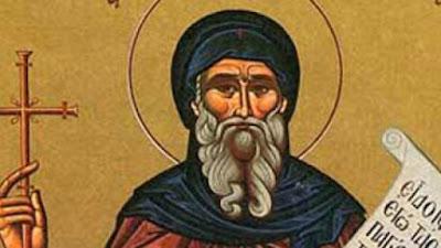 На 17 януари църквата почита паметта на преподобний Антоний Велики