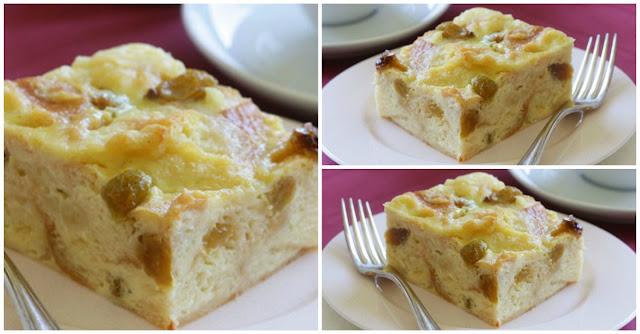 Bikin Pudding Roti Kukus Yuk! Ini dia Resep dan Cara Membuatnya