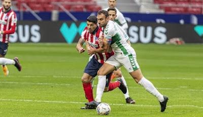 ملخص واهداف مباراة اتلتيكو مدريد والتشي (3-1) الدوري الاسباني