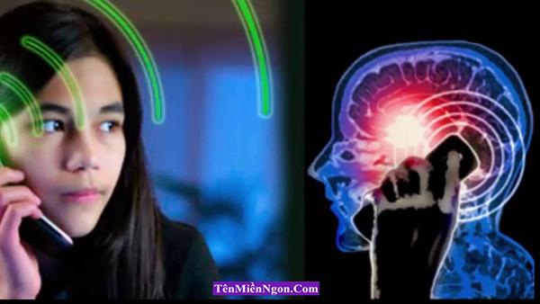 Sóng điện thoại có thể gây ung thư Não?