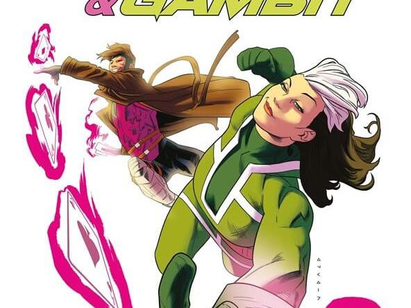 [Resenha] Vampira & Gambit: Anel de Fogo de Kelly Thompson e Panini Comics (Marvel Comics)