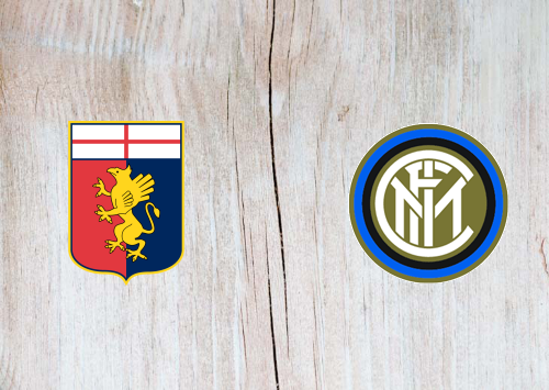 Genoa vs Inter Milan Full Match & Highlights 25 July 2020