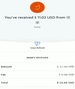 Refer Earn Get ₹14 PayPal Cash From Lucky Lucky App