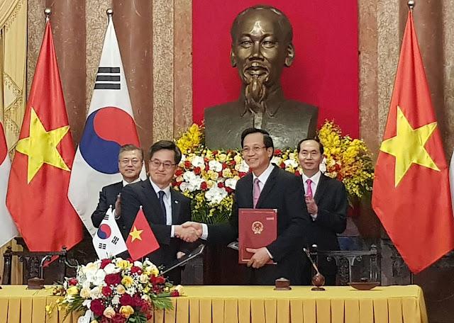 Đăng ký Xuất khẩu lao động Hàn Quốc mới nhất 2018