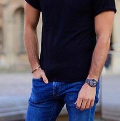 Tips Memilih Kaos untuk Pria