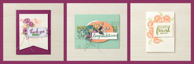 Card, Share What You Love, StampinUP