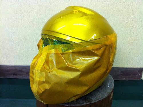 2036195784 - カスタムペイント工程  ショーエイ QWEST
