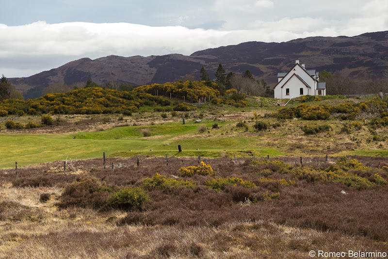 Fort Augustus Golf Club Top Scottish Golf Courses