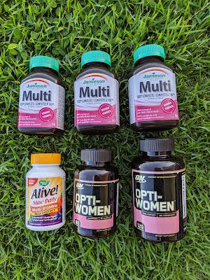 Multivitamins - www.modenmakeup.com