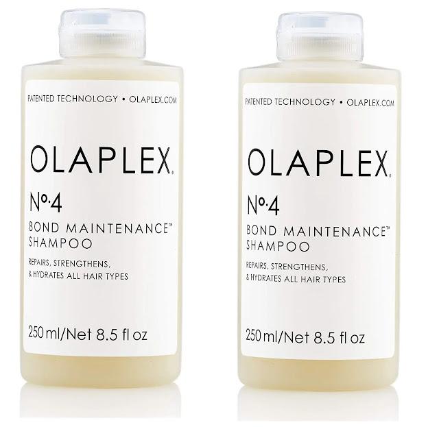 11- Olaplex No.4 Bond Maintenance Shampoo