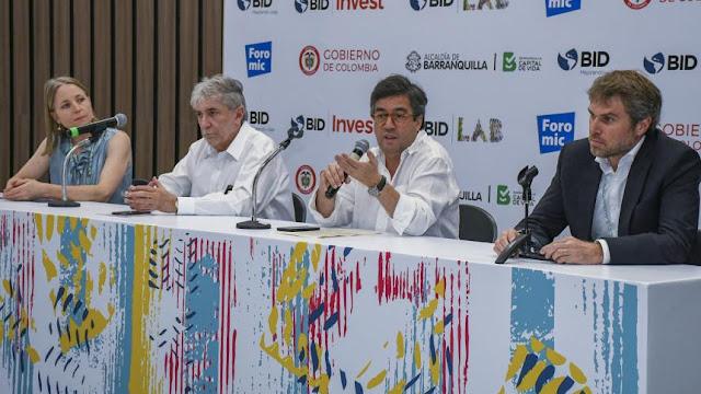 BID crea fondo por USD1.000 millones para migración venezolana