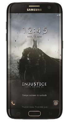 Phiên bản giới hạn Samsung Galaxy S7 edge Injustice chính thức ra mắt tại Việt Nam