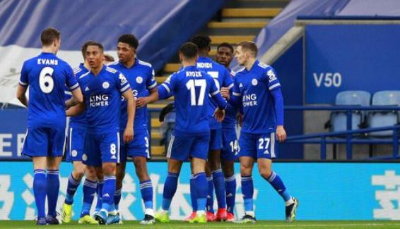 Leicester City vs Manchester United 3–1 Highlights