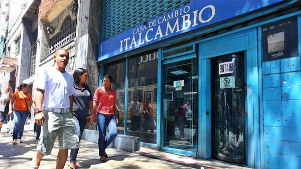 Enterate Italcambio cotiza 1Bs = 4,20 pesos colombianos