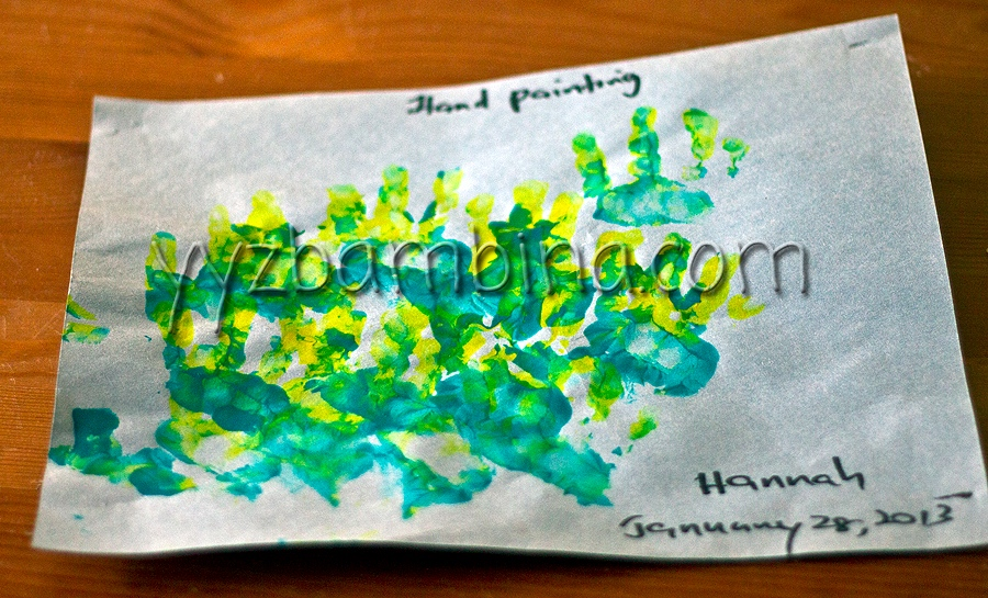 Yyz Bambina What To Do With Kids Artwork
