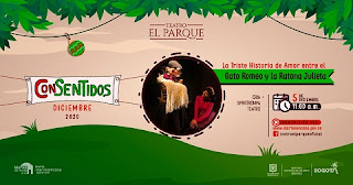 Obra Gato Romeo y la Ratona Julieta en Teatro El Parque
