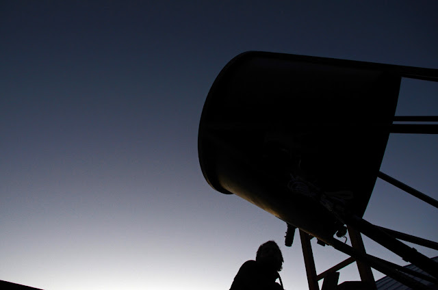Fremont Peak Observatory, Californie, USA